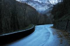 strada per Isola Santa
